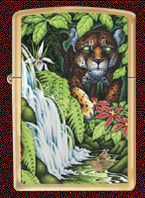 Mysteries Forest Zippo
