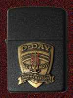 Zippo Collectible D Day