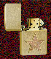 Zippo Collectible cinema star